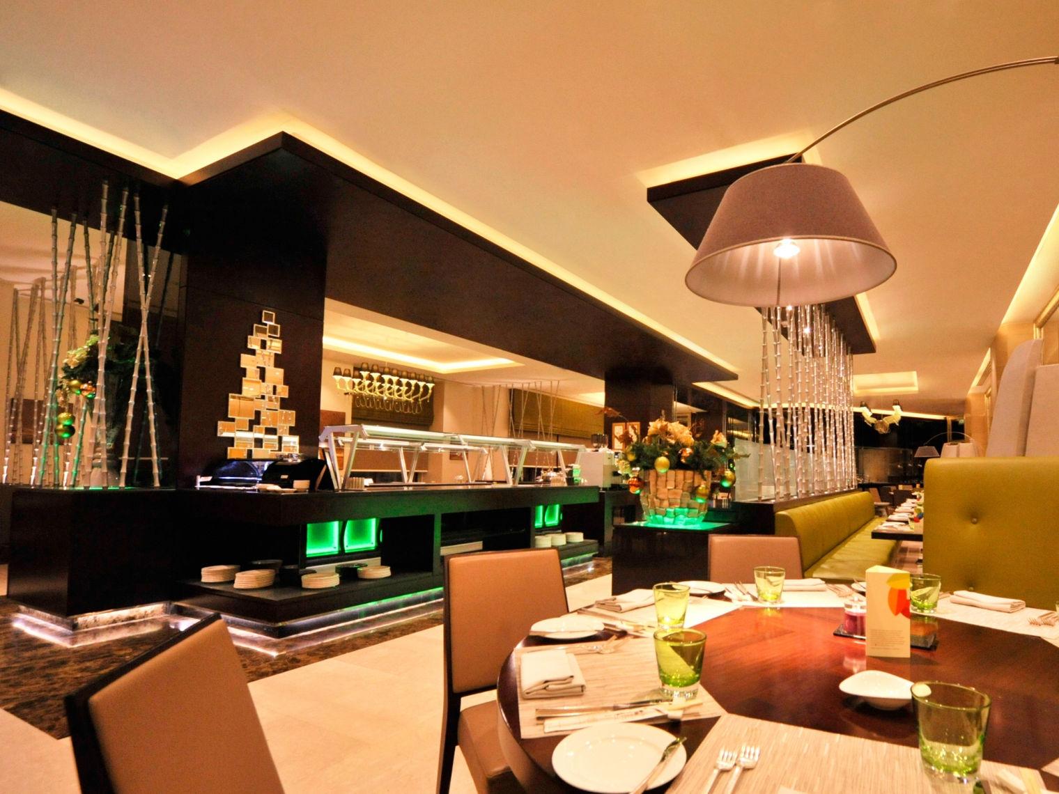 Spice Garden - Restaurant